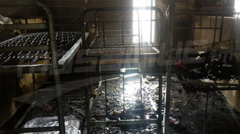 Haffouz: Un incendie dans un foyer
