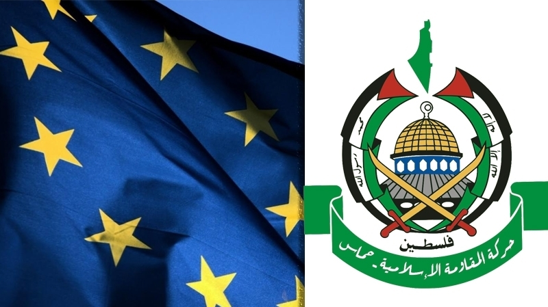 Hamas, UE