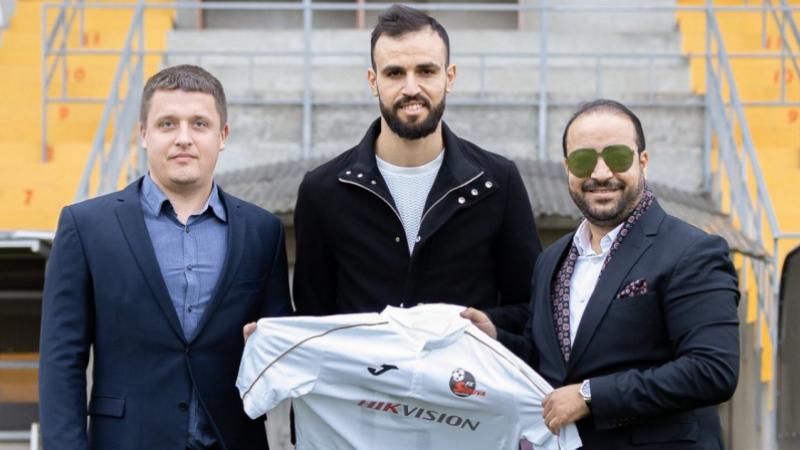 Hamdi Nagguez signe au club lituanien Suduva