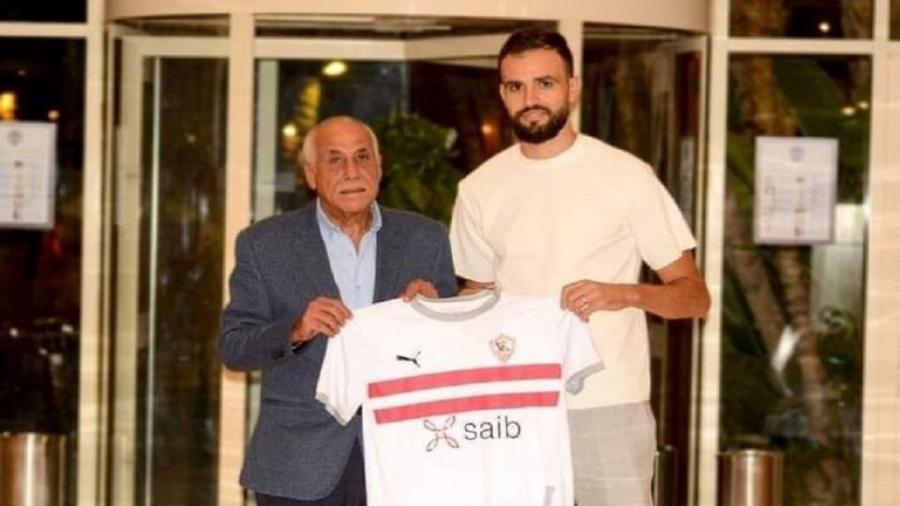 Hamdi Naguez au Zamalek pour 3 saisons