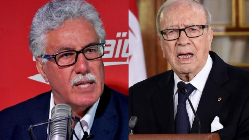 Hamma Hammami, Béji Caïed Essebsi