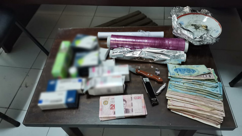 Hammamet: Arrestation d'un dealer algérien