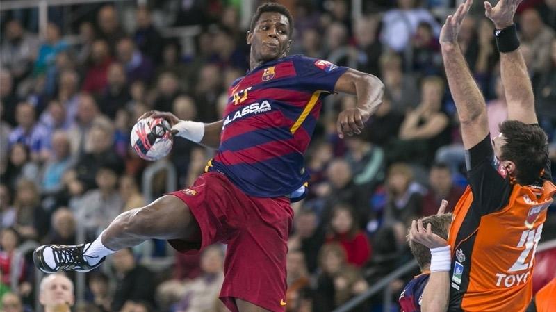 Hand: Wael Jallouz remporte un nouveau titre avec le FC Barcelone