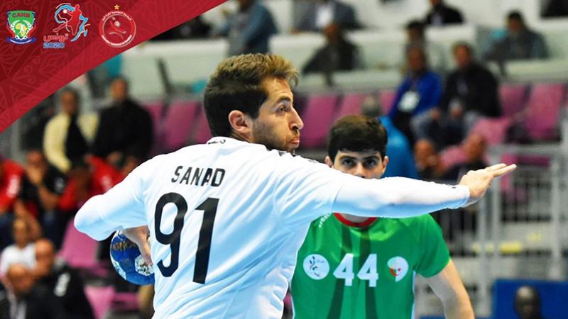 Handball - CAN-2020 : l'Egypte  en finale