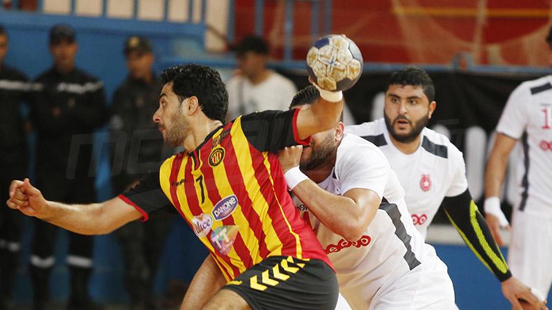 Handball : l'EST bat l'ESS et file en finale de la coupe de Tunisie