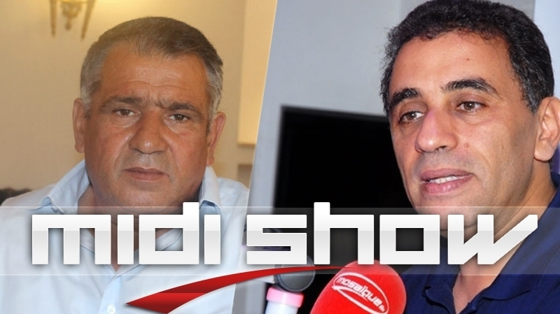 Hassen Zargouni et Abderrahmen Hedhili invités de Midi Show