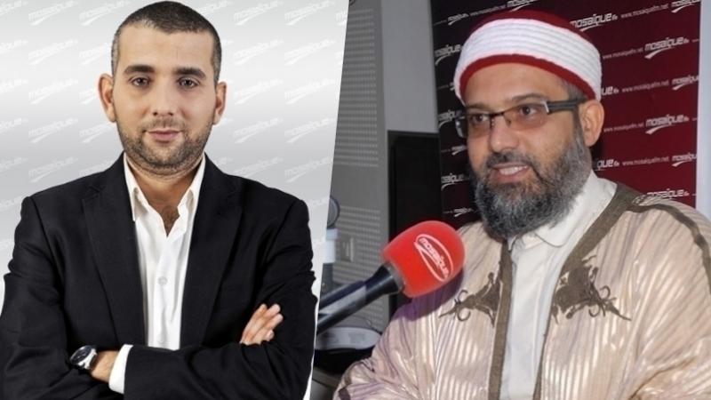 Haythem El Mekki et Farid El Béji
