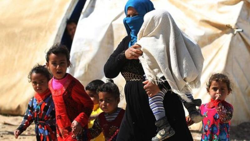 HCR : 70.8 millions de personnes déracinées dans le monde