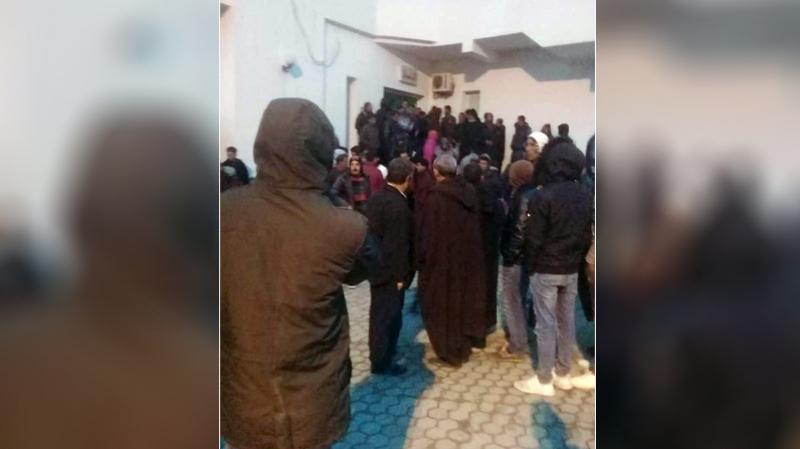 Hold up d'une banque à Sbiba: 12 terroristes impliqués