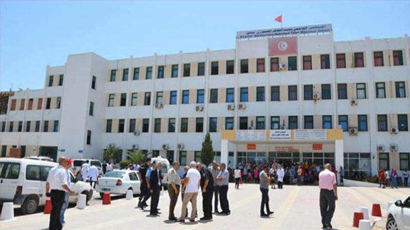 hôpital taher Maamouri