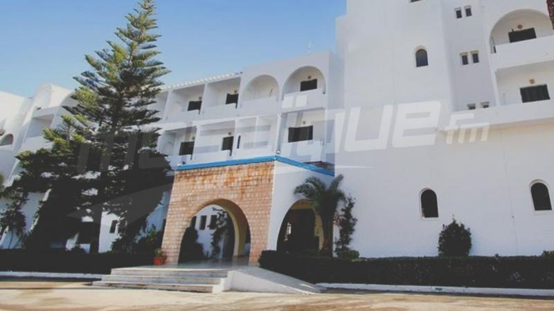 Hôtel Chott Meriem: Fuite d'un couple contraint au confinement