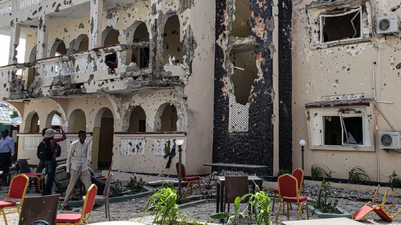 Hôtel SYL Mogadiscio