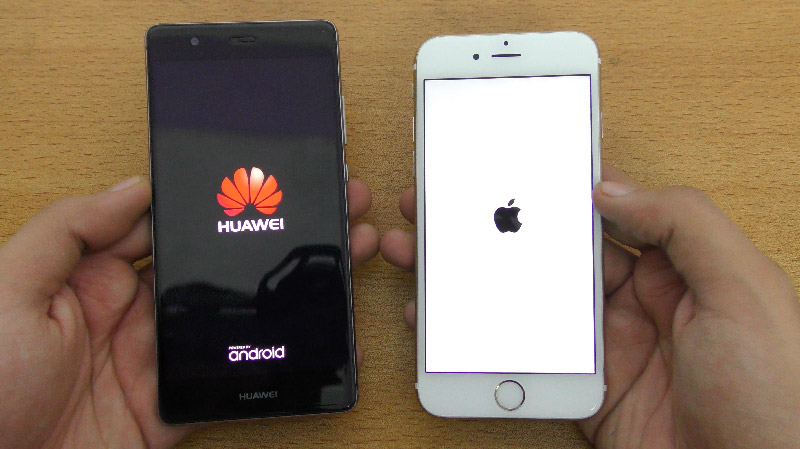 Huawei, Apple
