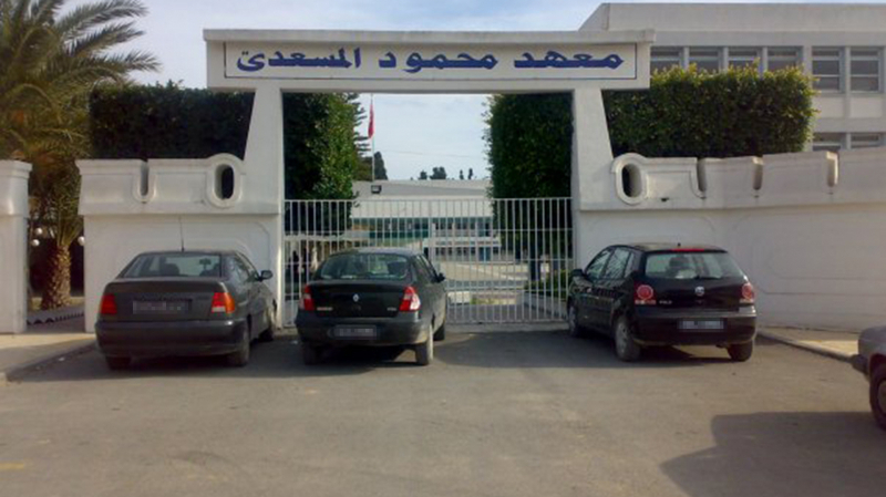 Huit individus investissent un lycée à Nabeul