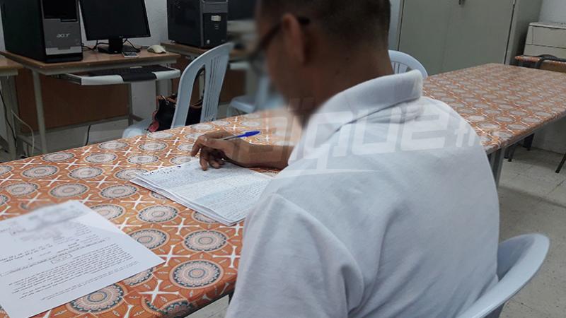 Il a quitté l'école en 2011: un prisonnier passe son bac