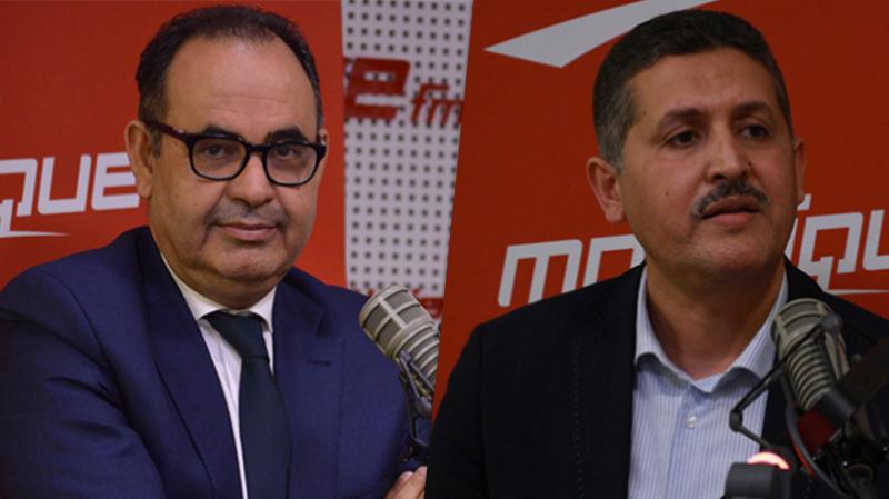 Imed Daïmi - Mabrouk Kourchid