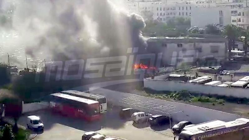 Incendie au Parc B...Que s'est -il vraiment passé?