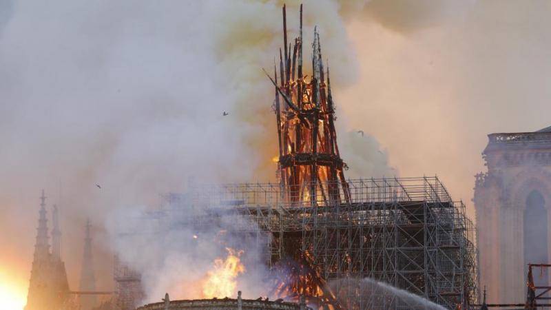 Incendie Notre Dame de Paris: Ce qui a pu être épargné
