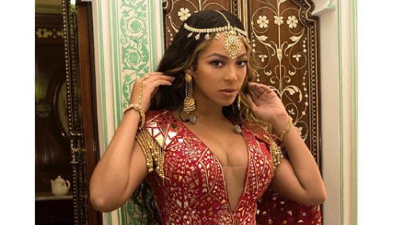 Inde: Beyoncé en concert privé pour la fille d'un milliardaire