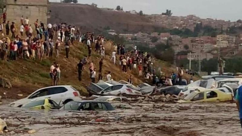 inondations constantine