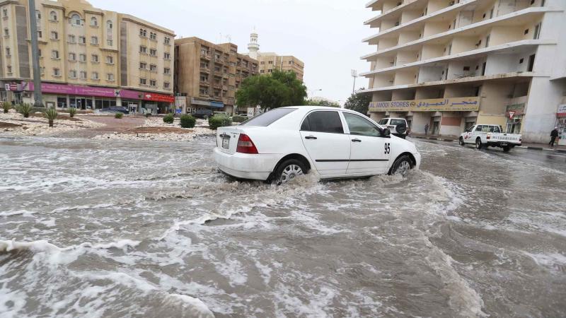 inondations-Qatar
