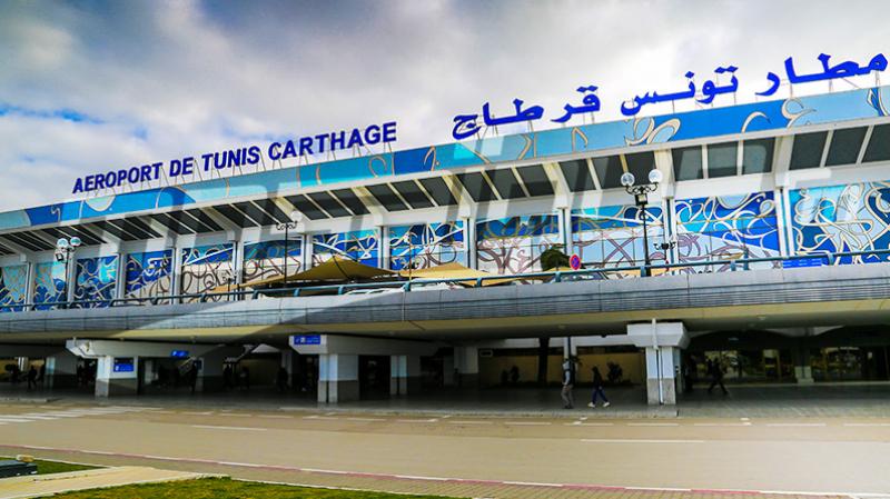 Interdit aux accompagnateurs des voyageurs d'accéder aux aéroports