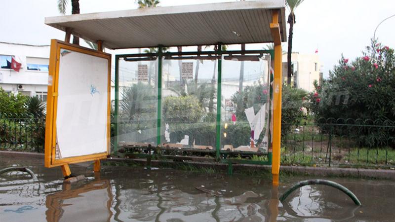 Intervention exceptionnelle pour protéger le Kef des inondations