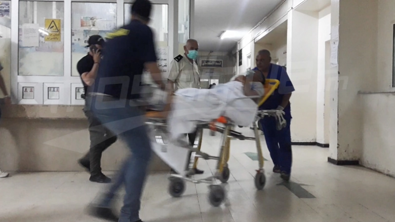 Intoxication à l'eau de cologne:  Deux victimes devenues aveugles