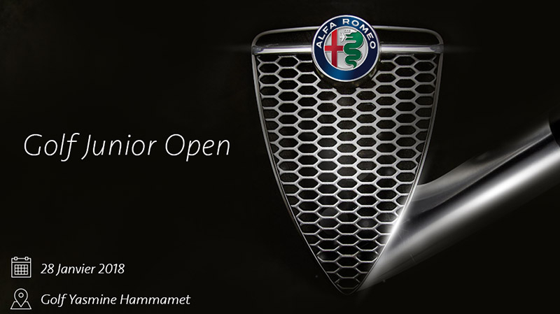 ITALCAR SA sponsor officiel de l'évènement Junior Open Golf