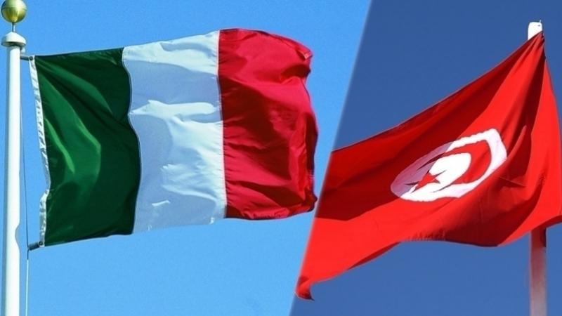 Italie, Tunisie