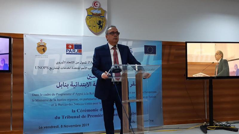 Jammoussi s'abstient de répondre aux déclarations de Tabib