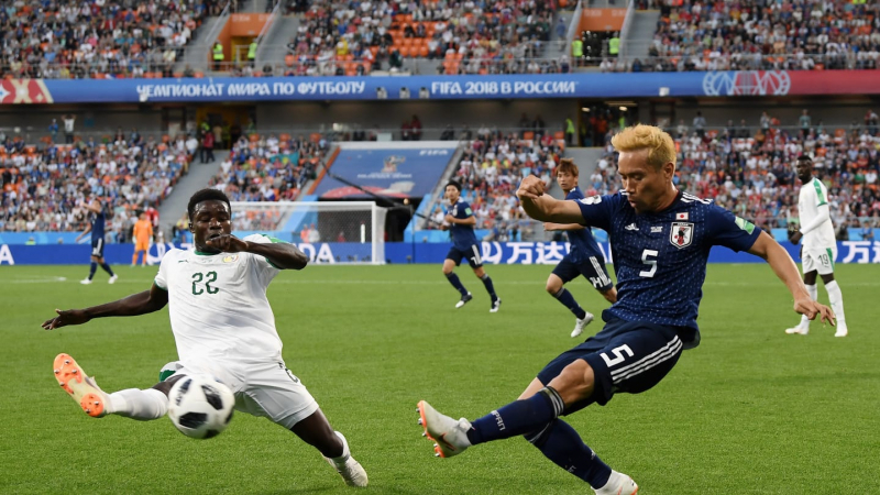 Japon-Sénégal