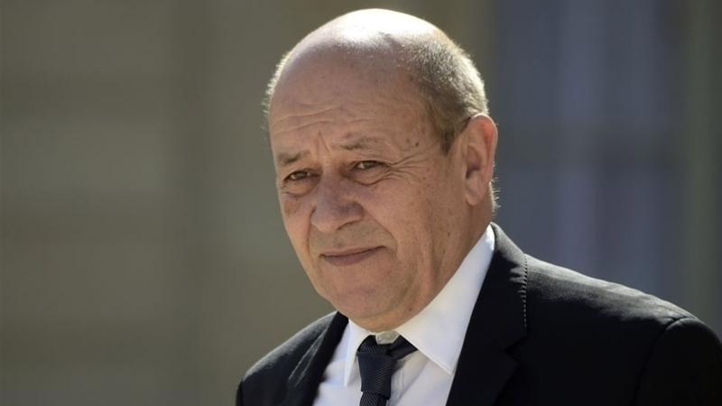 Le ministre des a trang res fran ais en tunisie for Ministre francais