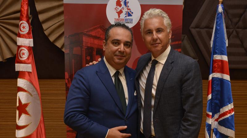 Jed Mrabet, nouveau président de la TBCC
