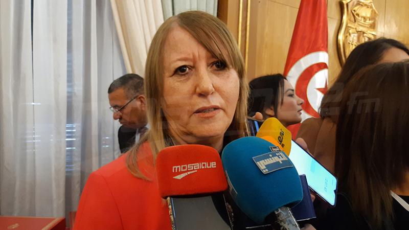 Jeribi : La femme est capable d'occuper des postes de souveraineté