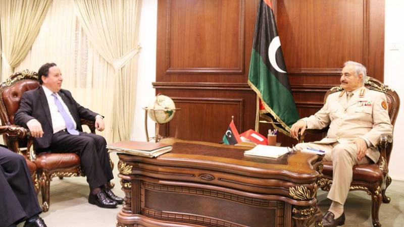 Jhinaoui renouvelle son appel à un cessez-le-feu immédiat en Libye