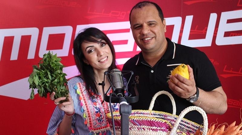 Jihene et Naoufel