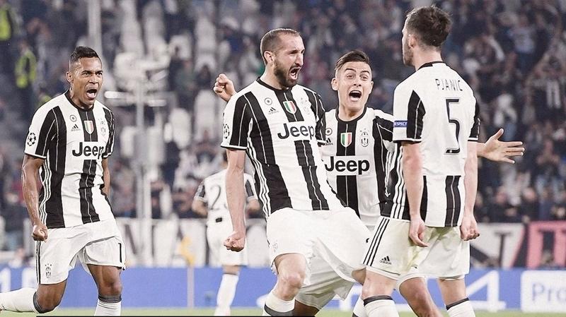Juventus-FC Barcelone