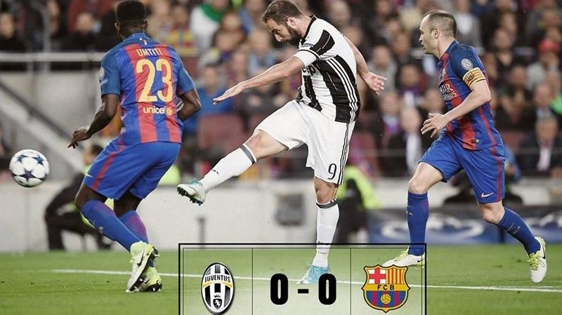 Juventus, FC Barcelone