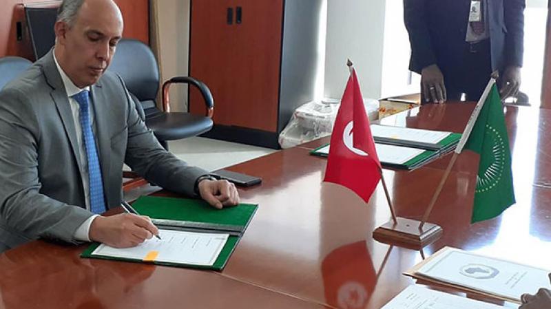 Kabtani, ambassadeur représentant permanent de la Tunisie à l'ONU