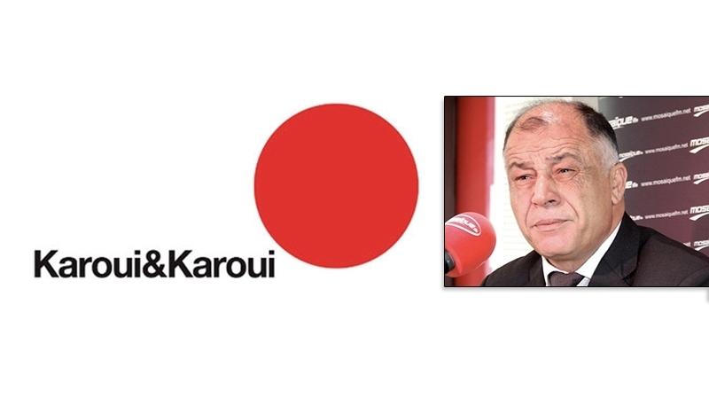 Karoui & Karoui