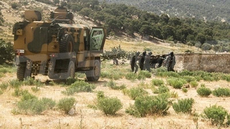 kasserine-armée
