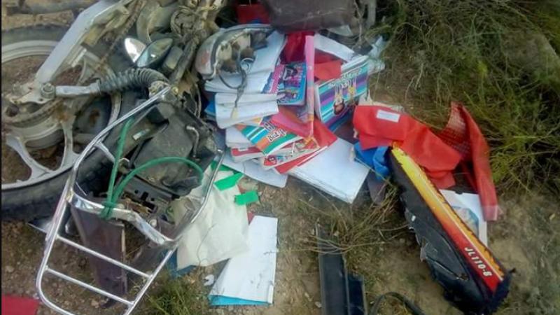 Kasserine: une voiture de contrebande tue un enseignant