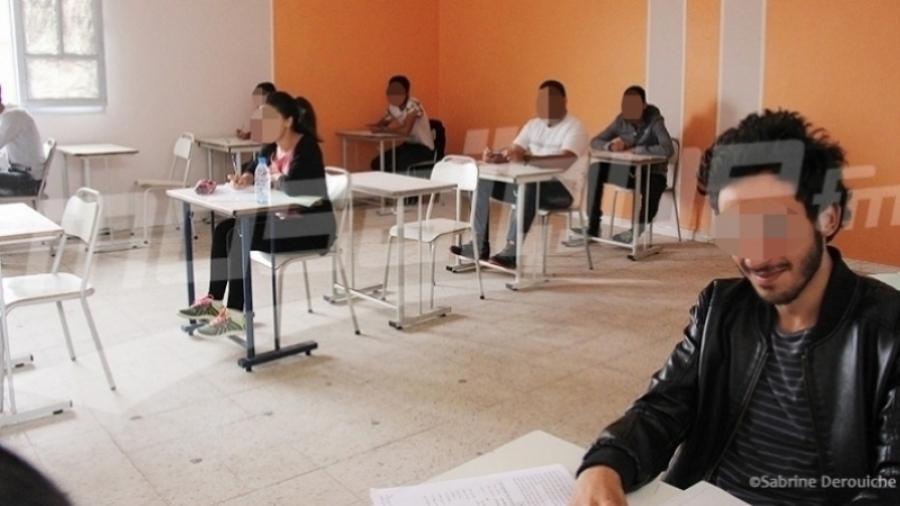 Kébili : 131 candidats s'absentent au dernier jour du bac