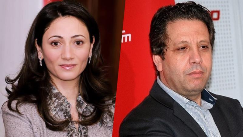 Khaled Krich, Wafa Makhlouf