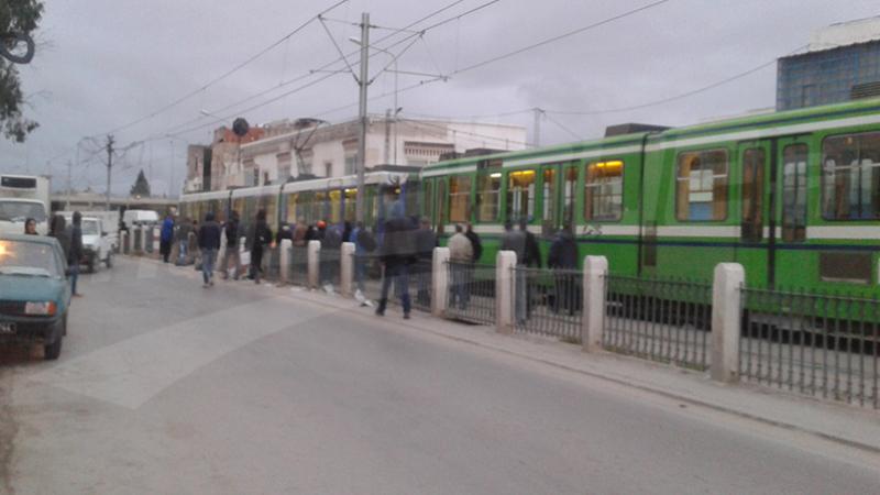 Khaznadar : un homme percuté par un métro