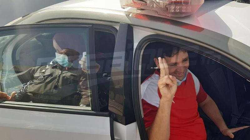 Rami Limam en quittant l'hôpital: ''Je reste à Akouda''