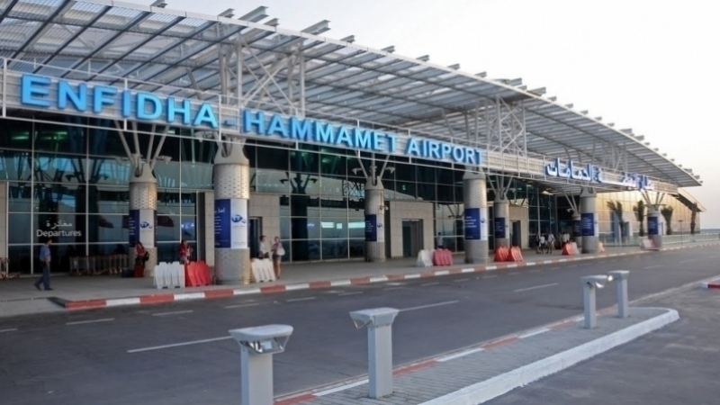 l'aéroport international d'Enfidha-Hammamet