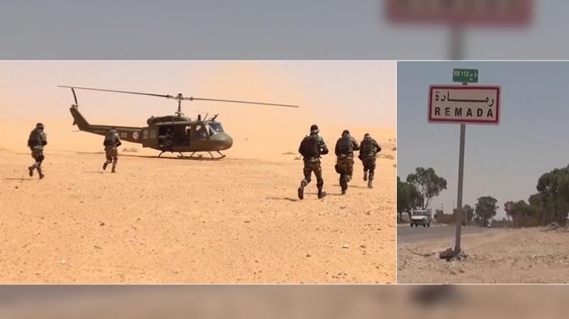 L'aéroport militaire de Remada transformé en aéroport civil