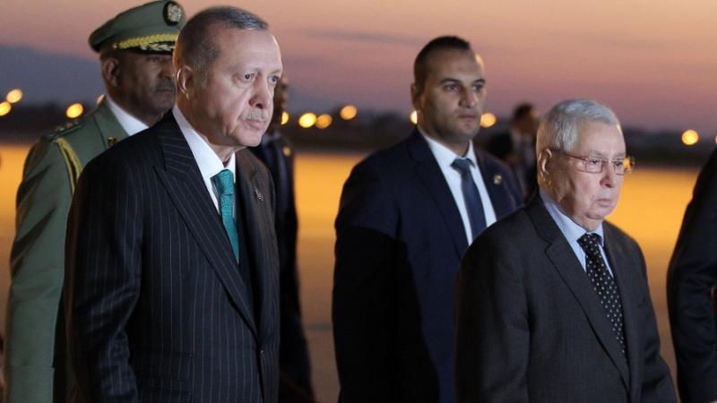 L'Algérie refusera de supprimer les visas avec la Turquie